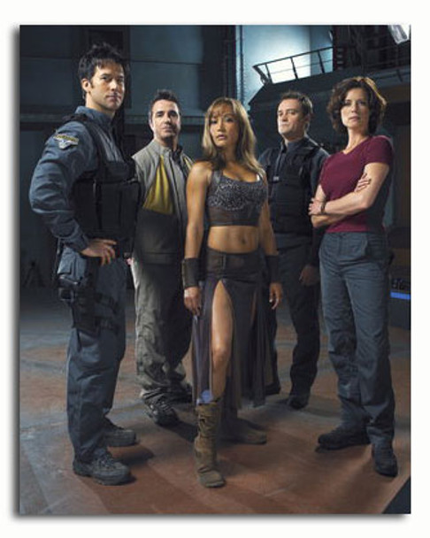 (SS3484702) Cast   Stargate: Atlantis Television Photo