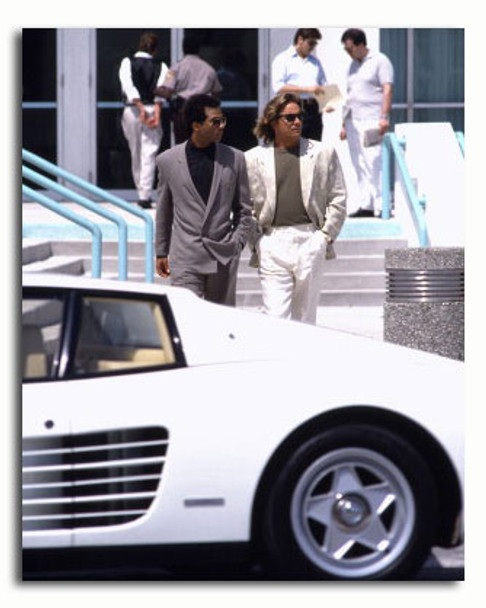 (SS3531684) Cast   Miami Vice Television Photo