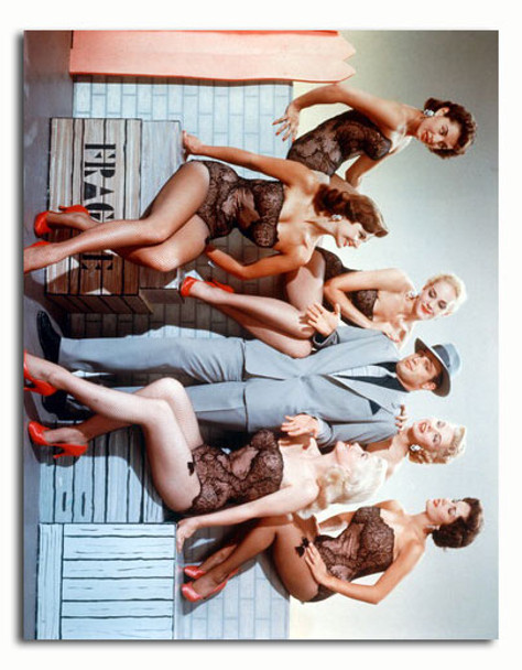 (SS3348800) Cast   Guys and Dolls Movie Photo
