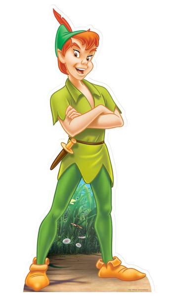 Peter Pan Cutout