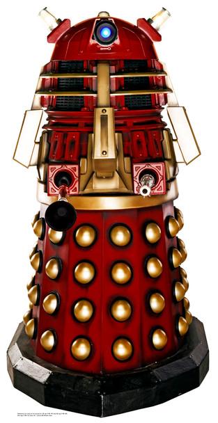 The Supreme Dalek (Doctor Who) Lifesize Cardboard Cutout / Standee