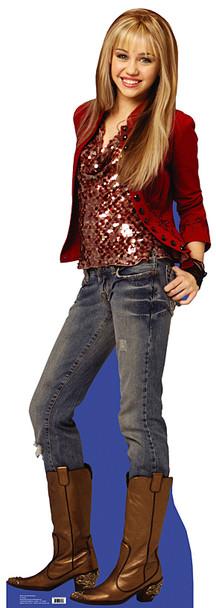 Hannah Montana (Miley Cyrus) - Lifesize Cardboard Cutout / Standee