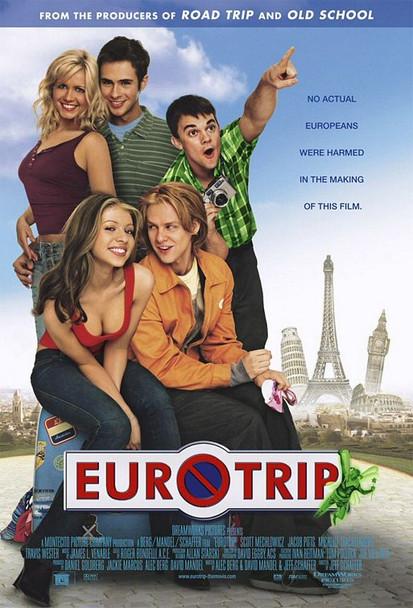 Euro Trip (Double Sided Regular) (2004) Original Cinema Poster