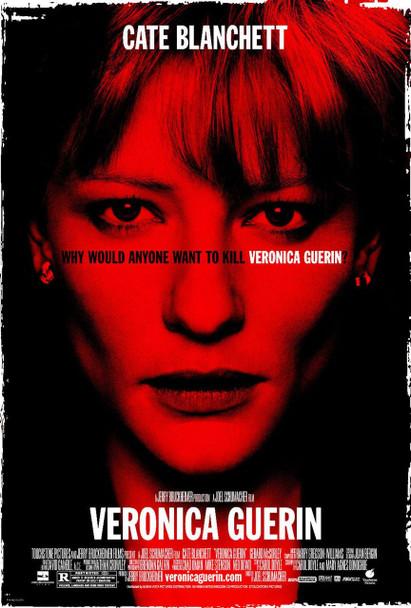 VERONICA GUERIN (DOUBLE SIDED Regular) (2003) ORIGINAL CINEMA POSTER
