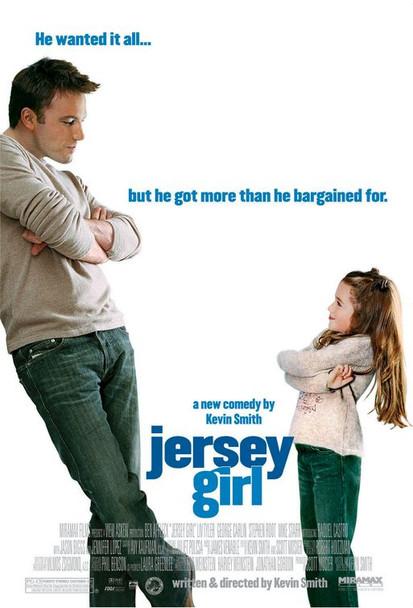 JERSEY GIRL (SINGLE SIDED Regular) (2004) ORIGINAL CINEMA POSTER