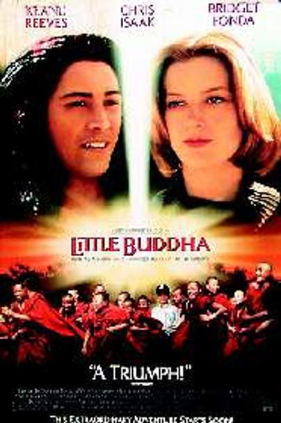 LITTLE BUDDHA (1993) ORIGINAL CINEMA POSTER