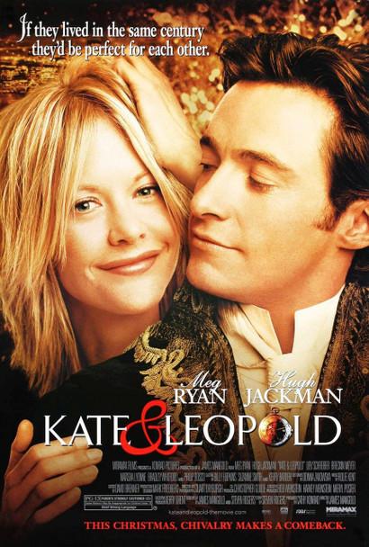 KATE & LEOPOLD (2001) ORIGINAL CINEMA POSTER