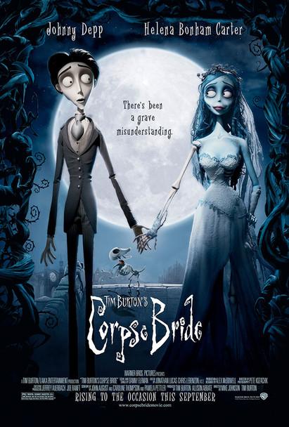 Corpse Bride Original Movie Poster Final Style
