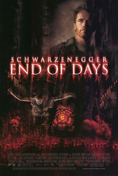 END OF DAYS (Regular) (1999) ORIGINAL CINEMA POSTER