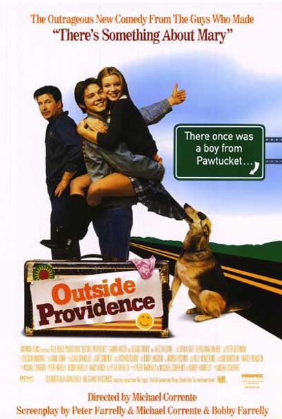 OUTSIDE PROVIDENCE (1999) ORIGINAL CINEMA POSTER