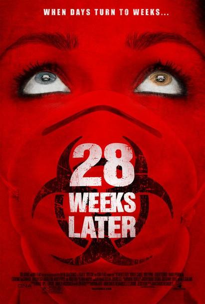 28 WEEKS LATER (SINGLE SIDED Regular) (2007) ORIGINAL CINEMA POSTER