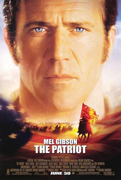 THE PATRIOT (Regular) (2000) ORIGINAL CINEMA POSTER