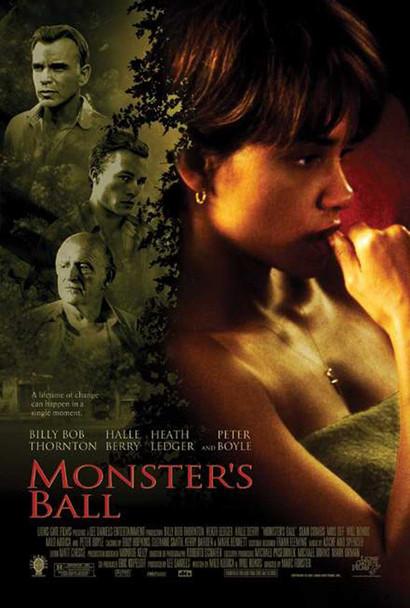 MONSTERS BALL (UV COATED/HIGH GLOSS) (2001) ORIGINAL CINEMA POSTER