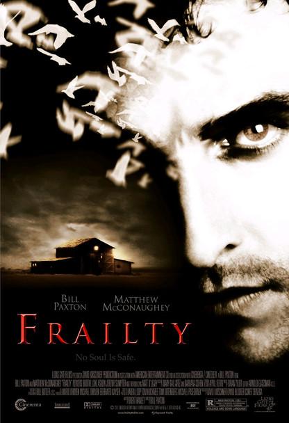 FRAILTY (2001) ORIGINAL CINEMA POSTER