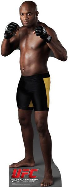 UFC Anderson Silva Lifesize Cardboard Cutout / Standee (Ultimate Fighting Championship)