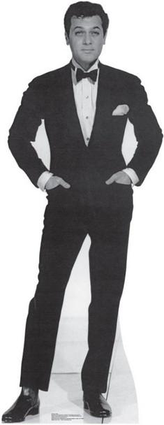 Tony Curtis (Tuxedo) - Lifesize Cardboard Cutout / Standee