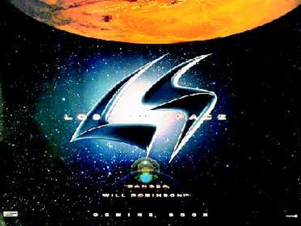 LOST IN SPACE (Advance) ORIGINAL CINEMA POSTER