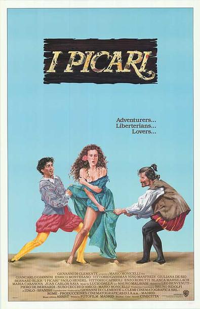 I PICARI (Single Sided Regular) ORIGINAL CINEMA POSTER