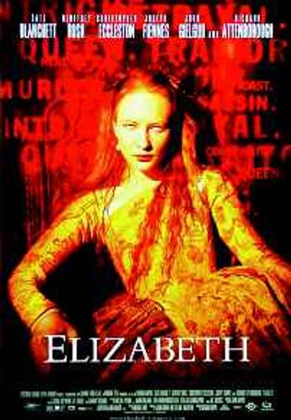 ELIZABETH (Reprint Double Sided) REPRINT POSTER