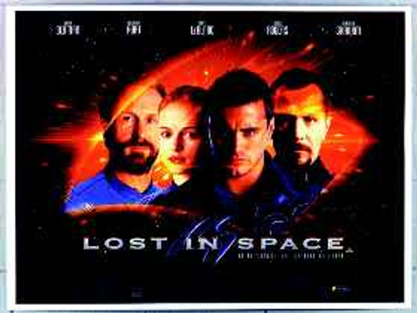 LOST IN SPACE (Regular) ORIGINAL CINEMA POSTER
