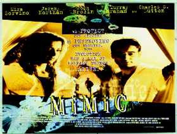 MIMIC ORIGINAL CINEMA POSTER