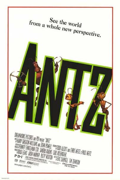 ANTZ (Single Sided Regular) ORIGINAL CINEMA POSTER