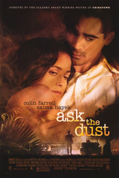 ASK THE DUST (Double Sided Regular) ORIGINAL CINEMA POSTER