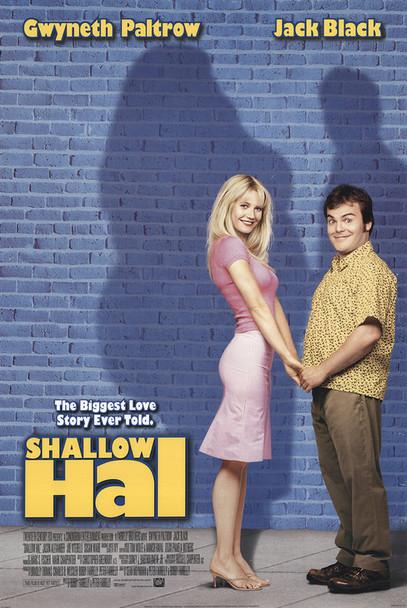 SHALLOW HAL (Double Sided Regular) ORIGINAL CINEMA POSTER