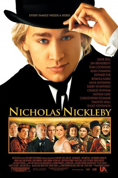 NICHOLAS NICKLEBY (Single Sided Regular) ORIGINAL CINEMA POSTER