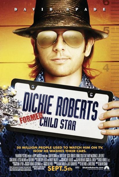 DICKIE ROBERTS: FORMER CHILD STAR (Double Sided Regular) ORIGINAL CINEMA POSTER