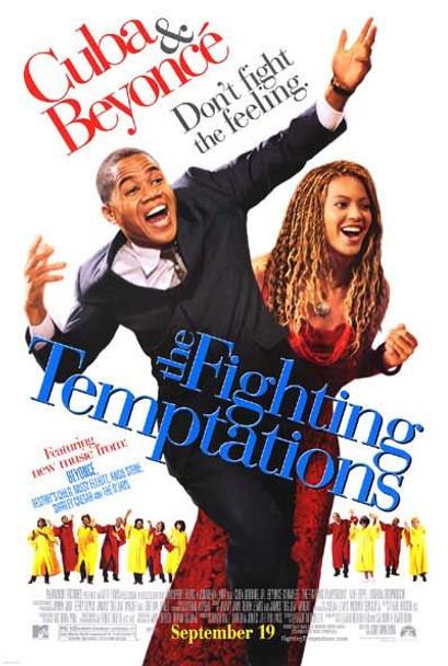 THE FIGHTING TEMPTATIONS (Single Sided Regular) ORIGINAL CINEMA POSTER