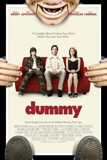 DUMMY (Single Sided Regular) ORIGINAL CINEMA POSTER