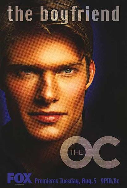 THE O.C. (Sinlge Sided The Boyfriend) ORIGINAL CINEMA POSTER