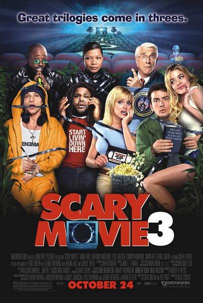 SCARY MOVIE 3 (Single Sided Regular) ORIGINAL CINEMA POSTER