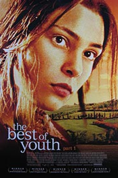 THE BEST OF YOUTH PART 1 (Double Sided Regular) ORIGINAL CINEMA POSTER