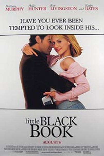LITTLE BLACK BOOK (Single Sided Regular) ORIGINAL CINEMA POSTER