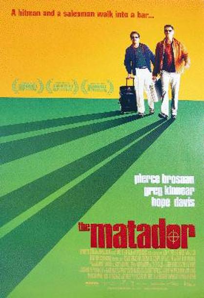 THE MATADOR (Single Sided Regular) ORIGINAL CINEMA POSTER