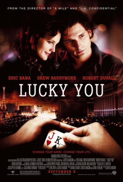 LUCKY YOU (Double Sided Regular) ORIGINAL CINEMA POSTER