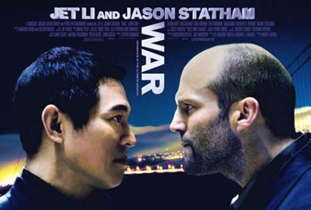 WAR (Single Sided Regular) ORIGINAL CINEMA POSTER
