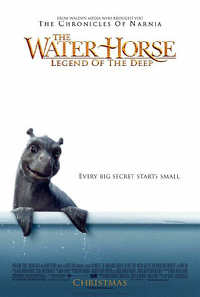THE WATER HORSE: LEGEND OF THE DEEP (Double Sided Advance) ORIGINAL CINEMA POSTER