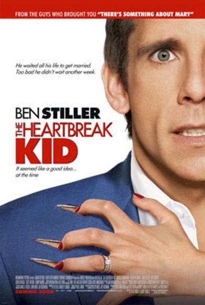 HEARTBREAK KID (Double Sided Advance) ORIGINAL CINEMA POSTER