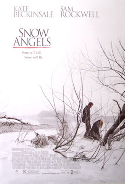 SNOW ANGELS (Double Sided Regular) ORIGINAL CINEMA POSTER