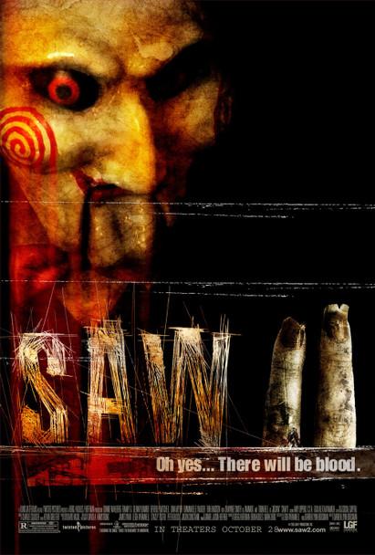 Saw 2 (Single Sided Regular) Original Cinema Poster