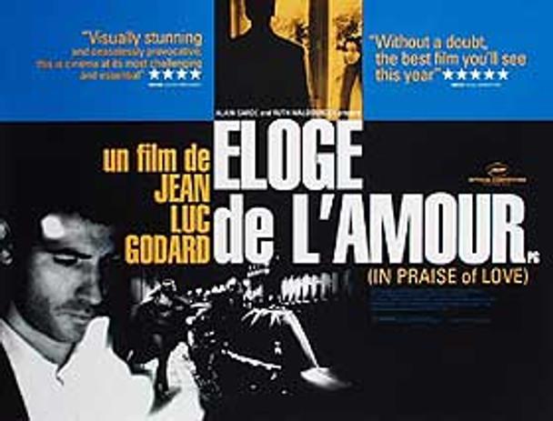 ELOGE DE L'AMOUR ORIGINAL CINEMA POSTER
