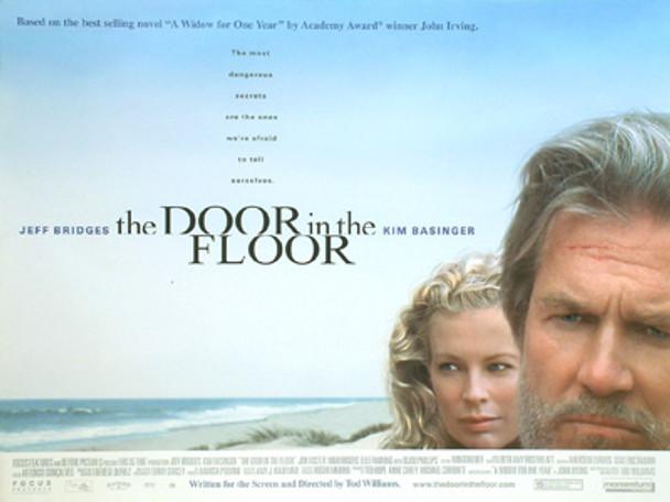 THE DOOR IN THE FLOOR ORIGINAL CINEMA POSTER