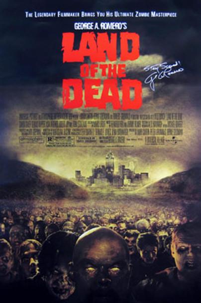 LAND OF THE DEAD (Single Sided Regular) ORIGINAL CINEMA POSTER