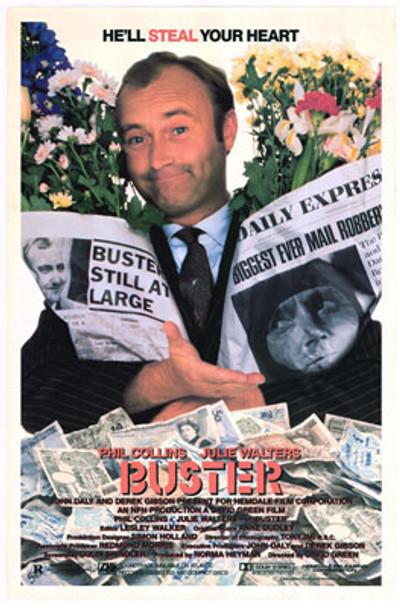 BUSTER (Single Sided Regular) ORIGINAL CINEMA POSTER