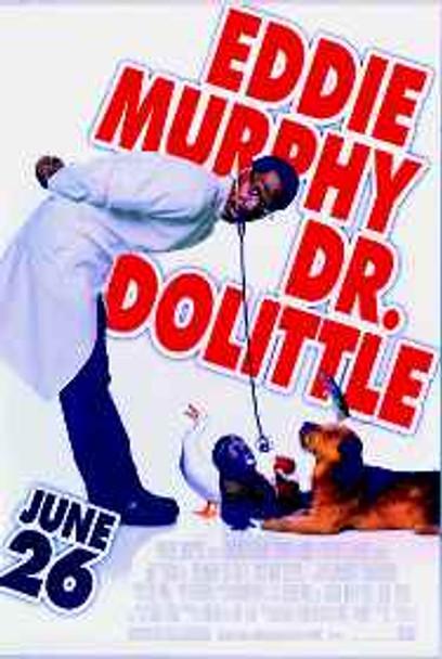 DR DOLITTLE (Regular) ORIGINAL CINEMA POSTER