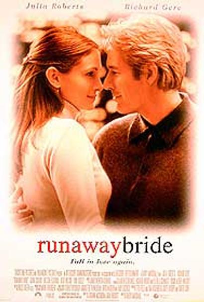 RUNAWAY BRIDE (International) ORIGINAL CINEMA POSTER