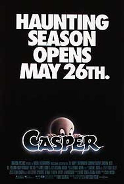 CASPER (Advance) ORIGINAL CINEMA POSTER